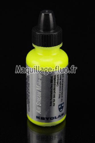 Fard liquide AIR STREAM 15ml JAUNE
