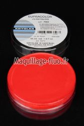 Supracolor fard gras fluo 55g ROUGE