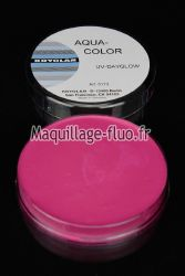 Fard à l'eau Aquacolor fluo 55g ROSE
